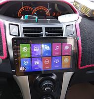 Штатная автомагнитола для Toyota YARIS 2008-2013 на ANDROID 8.1