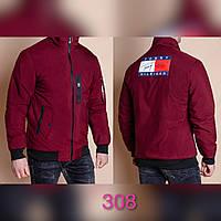 """Куртка чоловіча демісезонна TOMY, розміри 48-56 (3ол) """"SPRING"""" недорого від прямого постачальника, фото 1"""