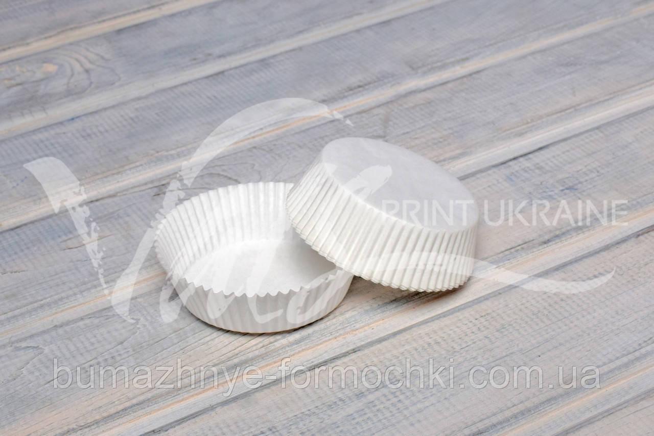 Бумажная форма для выпечки, 60х22.5 мм