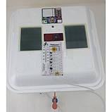 Инкубатор для яиц Рябушка 2 ИБМ 70, механический, аналоговый, тэн, фото 4