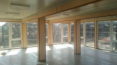 Модульний офіс з 9 морських контейнерів, фото 3