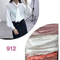 """Блузка жіноча ексклюзивна з краваткою, розмір 42-46 (5кол) """"SPRING"""" купити недорого від прямого постачальника"""
