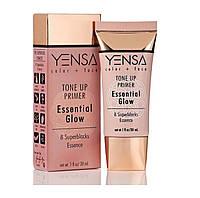 Увлажняющий праймер под макияж Yensa - Tone Up Primer Essential Glow