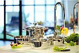 Набор посуды TEFAL DUETTO + Сковорода 28см  11ел, фото 6
