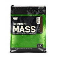 Optimum nutrition serious mass - 5,44 - Шоколад, фото 1