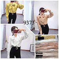 """Блузка жіноча ексклюзивна з бантом, розмір 42-46 (4кол) """"SPRING"""" купити недорого від прямого постачальника"""