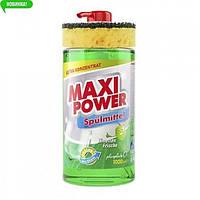 """Средство для мытья посуды """"Maxi Power"""" 1 л"""