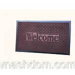 Коврик под дверь Борт Welcome 60x90, фото 2