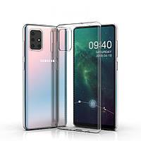 Ультратонкий чехол для Samsung Galaxy A71 2020