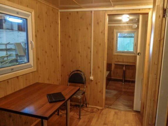 Офіс з блок-модулів, гуртожиток, фото 2