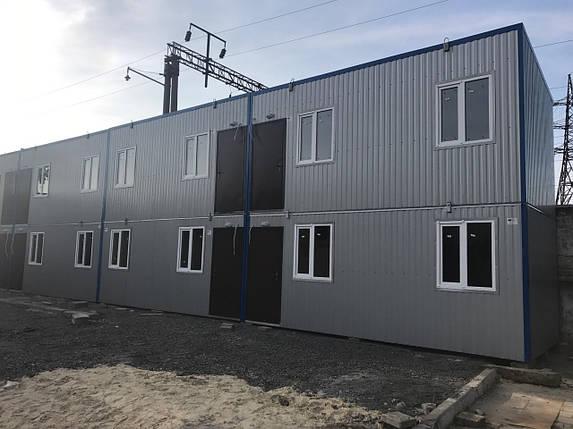 Офис из блок-модулей, общежитие, фото 2