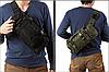 Рюкзак-сумка тактическая Molle на пояс или плечо, 6 Литров, 2 Цвета