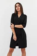 S | Коротке коктейльне плаття Alisa, чорний