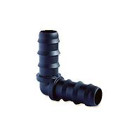 Кут з'єднувальний для краплинної трубки 16 мм Presto-PS 7764 (50 шт в уп.)