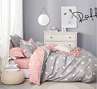 Комплект постельного белья сатин-фотопринт Bella Villa B-0219