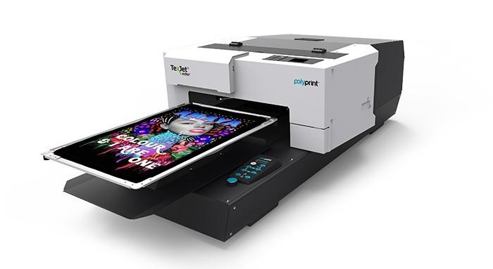 Текстильный принтер Polyprint Texjet Echo²