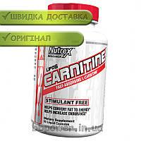Жиросжигатель Nutrex Lipo 6 Carnitine 60 liquid-капс