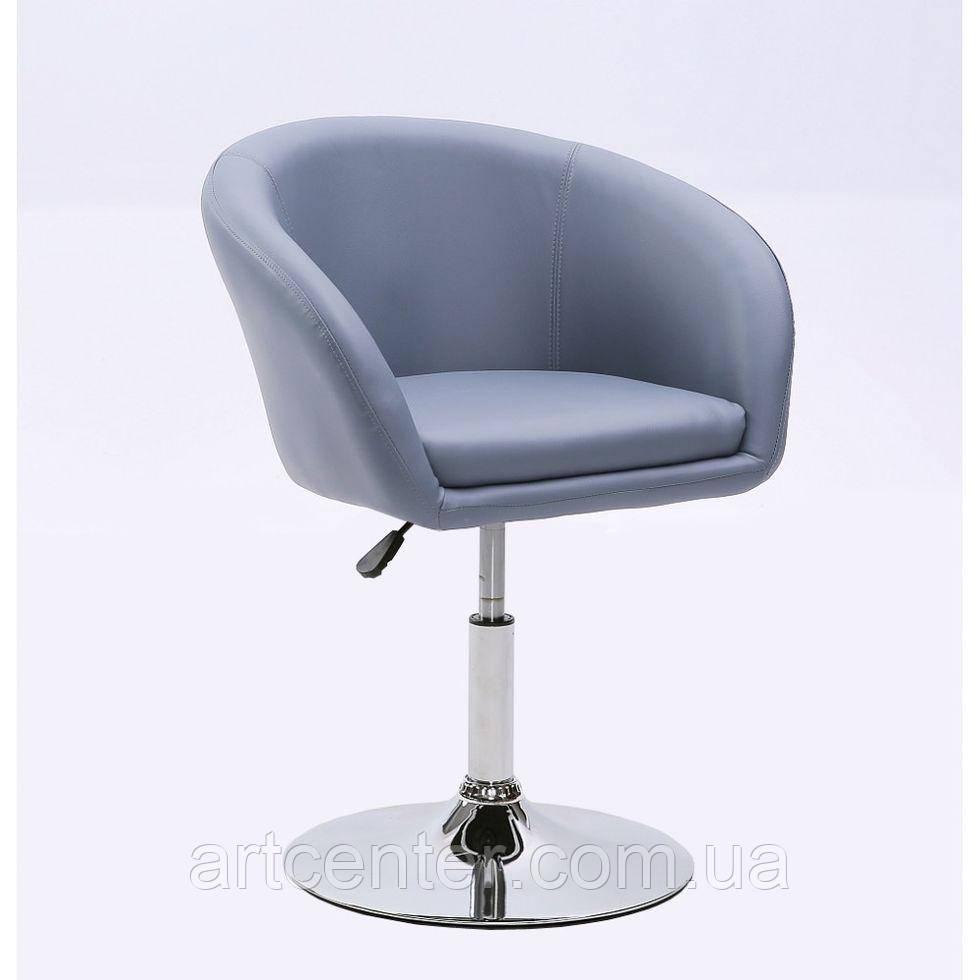 Кресло косметическое HC-8326 серое
