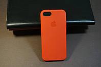 Чехол накладка xCase на Apple iPhone 5/5s/se айфон Iphone 5 Silicone Case красный (Red)