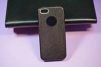 Чехол бампер силиконовый для Apple iPhone 5/5s/se айфон Iphone 5 Glitter с блестками