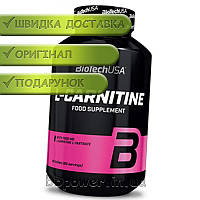 Л-карнитин BioTech L-Carnitine 1000мг 60 таб