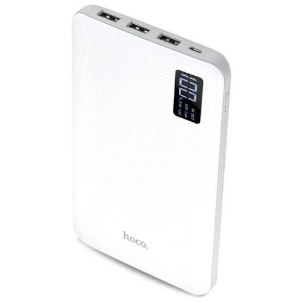 УМБ Power Bank Hoco B24 30000 mAh 99 Wh White