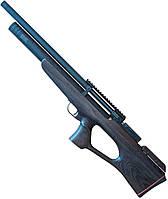 ZBROIA. Пневматическая винтовка PCP Козак 450/220 (кал. 4,5 мм, черный) LWW
