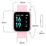 Smart Watch T80S, два браслета, температура тела, фото 7
