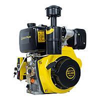 Двигатель  Кентавр ДВУ-420ДЕ 10 л.с. дизель, стартер, шпонка 25