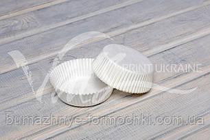 Белые формы для тартов 60х27.5 мм