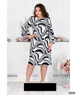 Платье женское больших размеров 50-64, фото 2