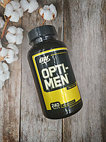 Opti men 240 tab Optimum Nutrition ТОП витамины и минералы витаминно-минеральный