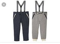 Детские, подростковые классические штаны для мальчика Pepperts