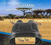 Цифровой прибор ночного видения бинокль Camorder NV400-B 7x31 Новинка
