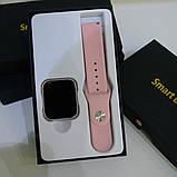 Smart Watch T80S, два браслета, температура тела, фото 2
