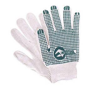 Вязанные рабочие перчатки