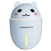 Увлажнитель воздуха ультразвуковой Air aroma USB Кот
