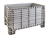 Ящик-паллета Tekne 5500, внешн./внутр. размеры 1200/1120х800/740хН800/650мм, объем 530Л, вес 23кг