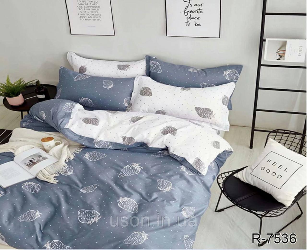 Комплект постельного белья ранфорс Тм Таg R7536