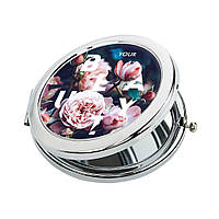 "Карманное зеркало ""Розы"", фото 1"