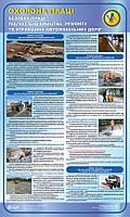 Охрана труда при строительстве, ремонте и содержании автомобильных дорог. 0,6х1,0
