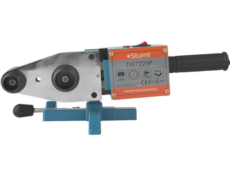 Паяльник для пластиковых труб Sturm TW7225P