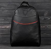 Мужской рюкзак Puma Ferrari Черный, фото 1