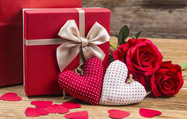 Ассортимент ко Дню влюбленных и к 8 Марта