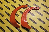 Ножи для фрезы Kubota ISEKI Yanmar Hinomoto Shibaura Mitsubishi. Ножі для фрези японських міні тракторів.