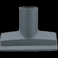 Насадка Щетка для пылесосов THOMAS с диаметром труб 32 мм для мягкой мебели, серая (Оригинал)