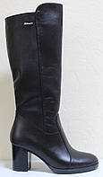 Зимние сапоги женские на каблуке от производителя модель СТС12, фото 1