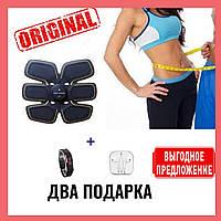 Ems trainer 6 Pack пояс для похудения / электростимулятор для мышц пресса / тренажер-миостимулятор Бабочка
