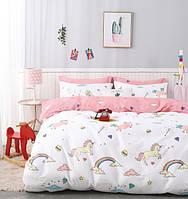 Комплект постельного белья сатин-фотопринт Bella Villa B-0220 Sn