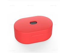 Силиконовый противоударный чехол - Redmi Airdots. Красный